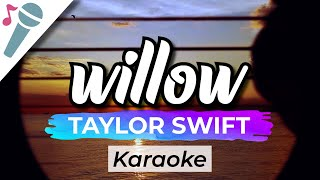 """Karaoke   instrumental ✔ """"willow"""" is a brand new song by taylor swift from album, which have announced """"evermore"""", as it was set to be released ..."""