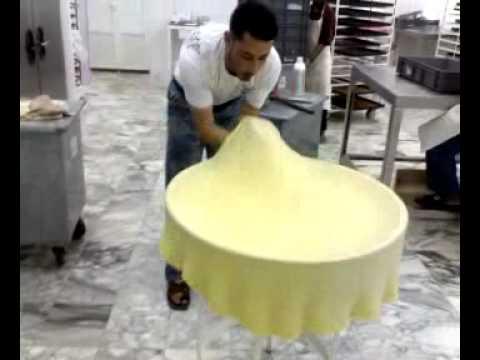الشيف ابو المجد وحلاوة الجبن Youtube
