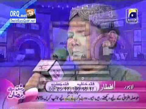 Download Owais Raza Qadri - Wah Wah Subhan Allah  - Top 4 -Naat Khawan Audition - 26th August 2011 part 2