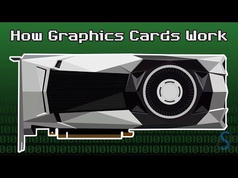 How Graphics Cards Work | How It Works