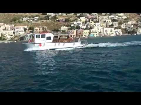 Symi Greece, general places  and sights
