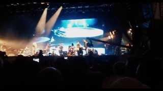 Portishead - Silence at Glastonbury 2013