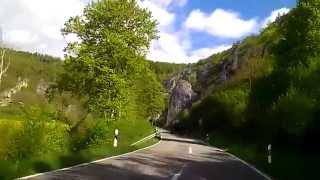 Oberes Donautal von Sigmaringen bis Hausen im Tal