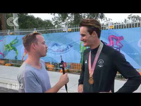 Gold for NZ mountain biker Sam Gaze