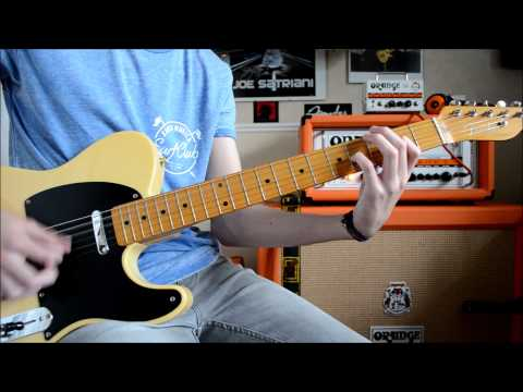 Foo Fighters  - Best Of You Guitar Cover