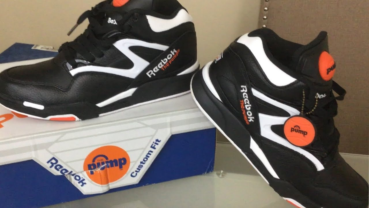b054dc2069c538 Dee Brown Reebok Pump!! 2018 Review - YouTube