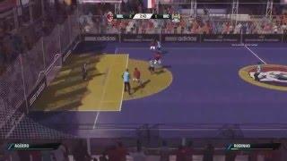 FIFA street history ( 2005- 2012)