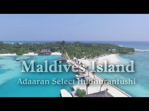 Maldives Island - Adaaran Select Hudhuranfushi - DJI Phantom 3