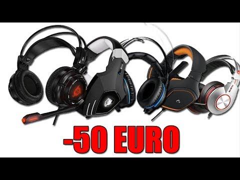 TOP 5 DES MEILLEURS CASQUES GAMER PAS CHER A MOINS DE 50 EURO