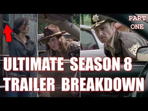 ULTIMATE SEASON 8 TRAILER BREAKDOWN | The Walking Dead [Pt.1]