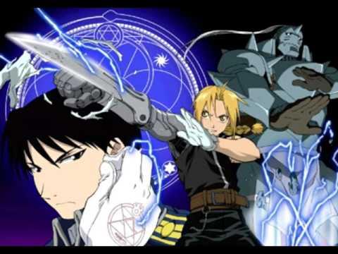 Fullmetal Alchemist opening 2- Ready Steady Go!