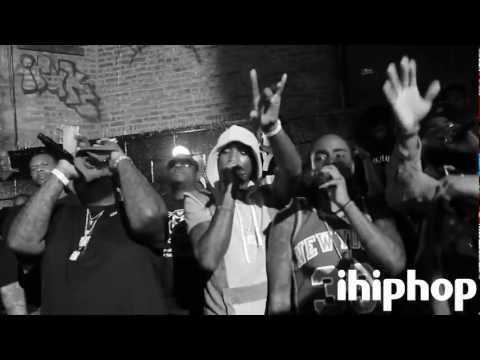 Maybach Music Group - Exclusive Performance @ Alife, NYC