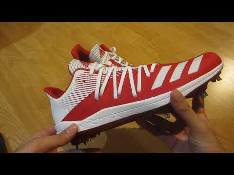 Adidas Afterburner 6 Quick Look & Review