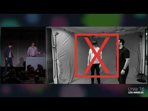 Unite 2016 - How to Demo VR