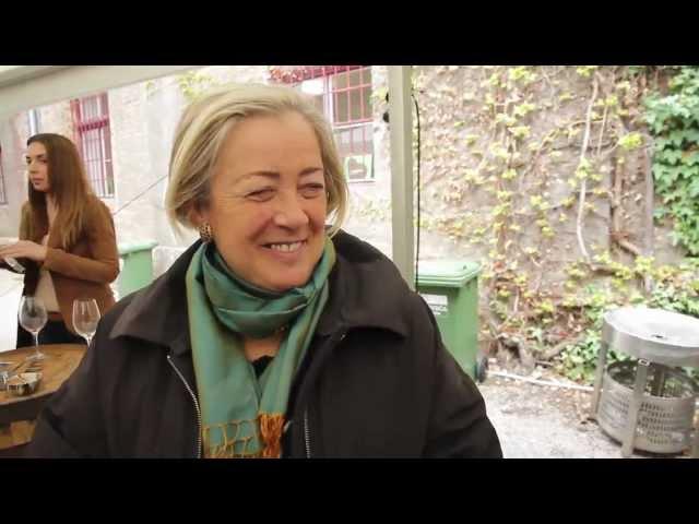 Donatella Cinelli Colombini on Zagreb Wine Gourmet Weekend
