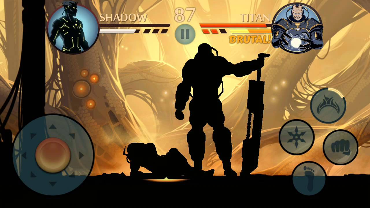 Shadow Fight 2 apk android, pc et ios