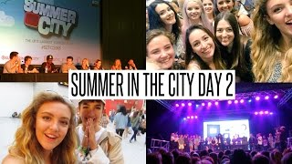 VLOG: MEETING SO MANY PEOPLE!!!   SITC DAY 2