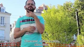 Le Voyage à Nantes 2015 - Témoignages en LSF