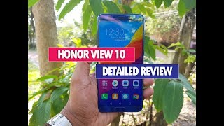 Honor View 10 Review with Pros and Cons- Best smartphone below Rs 30,000?