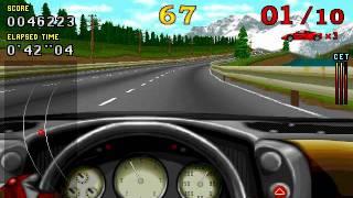 DOS Game: GT Racing 97