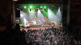 Jolly Jumper - schwarz rot gold (WM-Song live in Bautzen 2014)