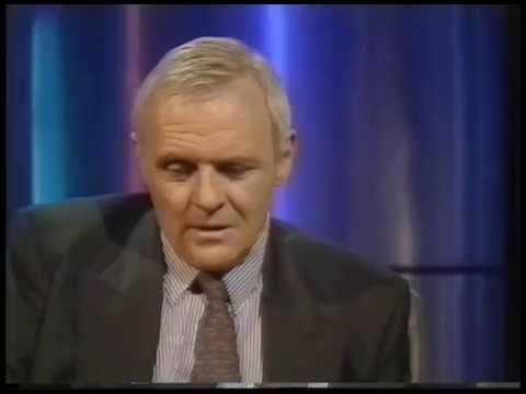 Barry Norman interviews Anthony Hopkins