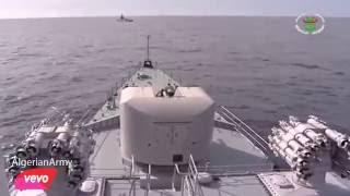 القوات البحرية الجزائرية  2016