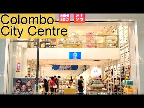 Colombo City Centre Shopping Mall Sri Lanka #Summer2019