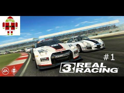 Real Racing 3/ Gameplay/ Walkthrough/ Part 1