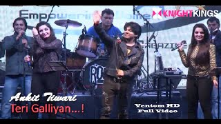 Gambar cover Live Show:Ankit Tiwari Ek Villain Galliyan Song Makes Fans Romantical Crazy