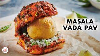 Masala Vada Pav Recipe  मसल वड पव  Chef Sanjyot Keer