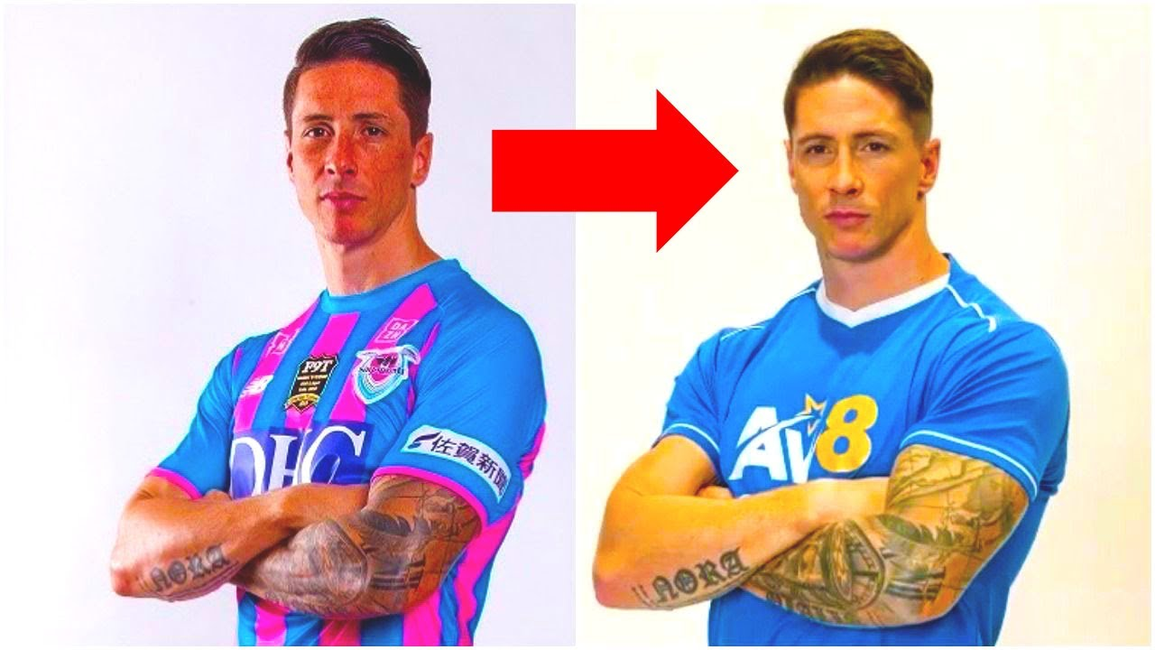 WHAT THE HELL HAPPENED to FERNANDO TORRES! Now he is a MONSTER!