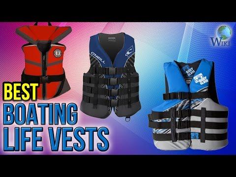 8 Best Boating Life Vests 2017