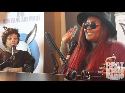 "Tokyo Vanity ""That's My Best Friend"" & B Simone interview with Beat Billionaire Radio"