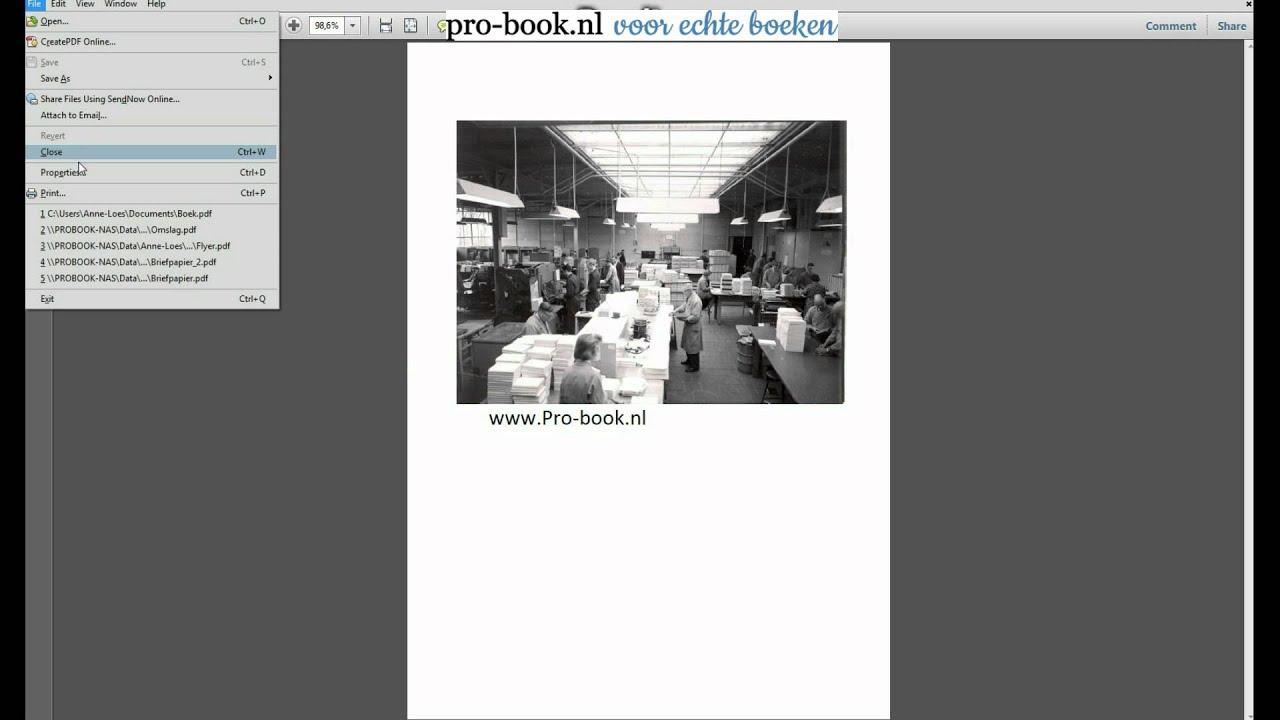 Boek En Pdf