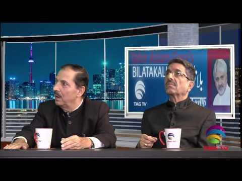 Kashmir Perspective by Kashmiri Pandits in Bilatakalluf with Tahir Gora @TAGTV
