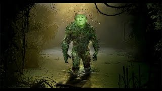 Trump is now the Swamp