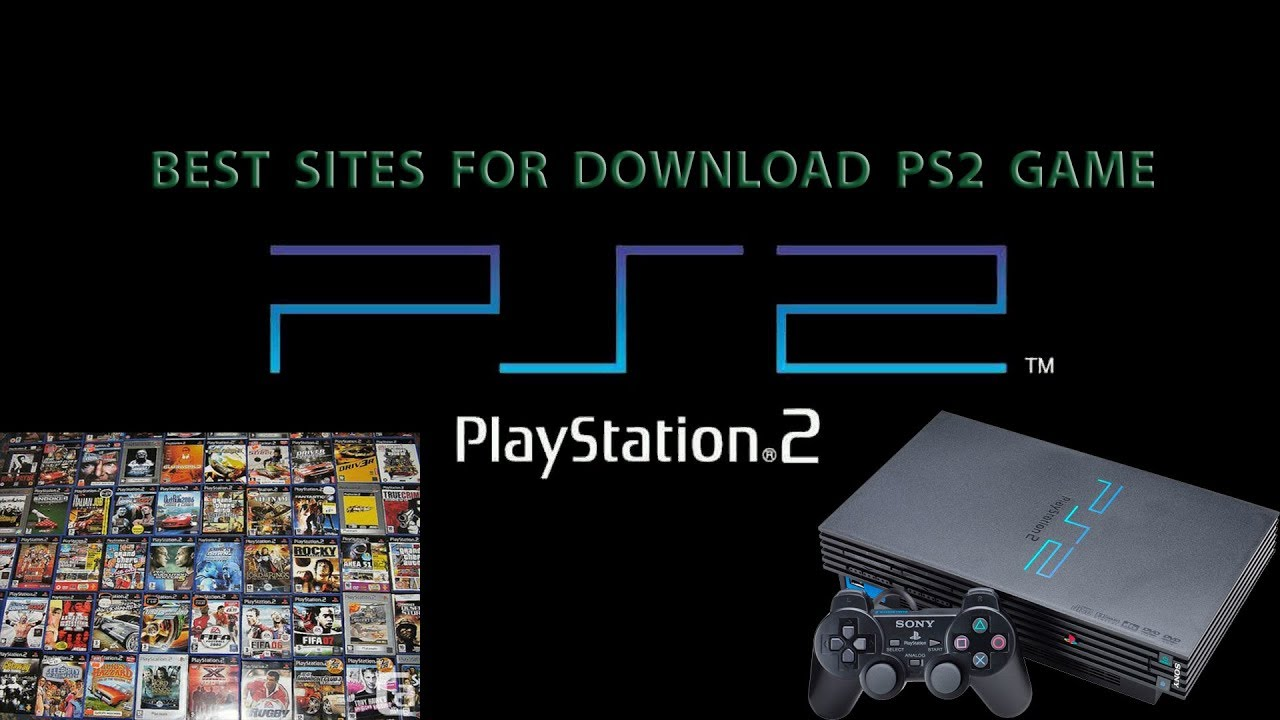5 Best Website For Download PS2 Game || Free PlayStation 2 Game