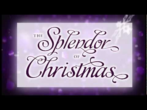 This is a snippet of the productions I directed for The Splendor of Christmas.