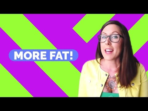 15 Signs You Need More Fat