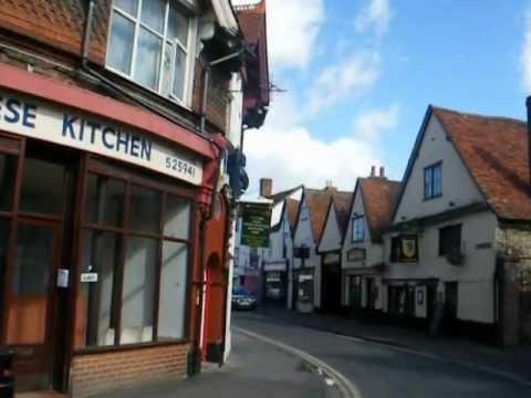 Bath Street Abingdon Oxfordshire