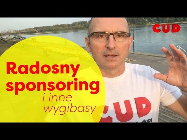 CUD w sprzedaży 13 - Radosny sponsoring i inne wygibasy