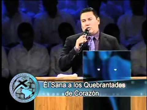 Él sana a los quebrantados de corazón. Pastor Javier Bertucci (Domingo 24-07-2011)