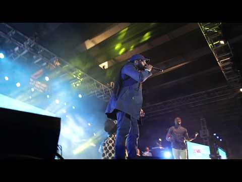 Tarrus Riley, Romain Virgo & Sherieta Lewis - Carry On (Live at Caribbean Love Now)