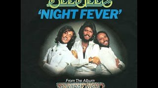 Night Fever Karaoke Mp4