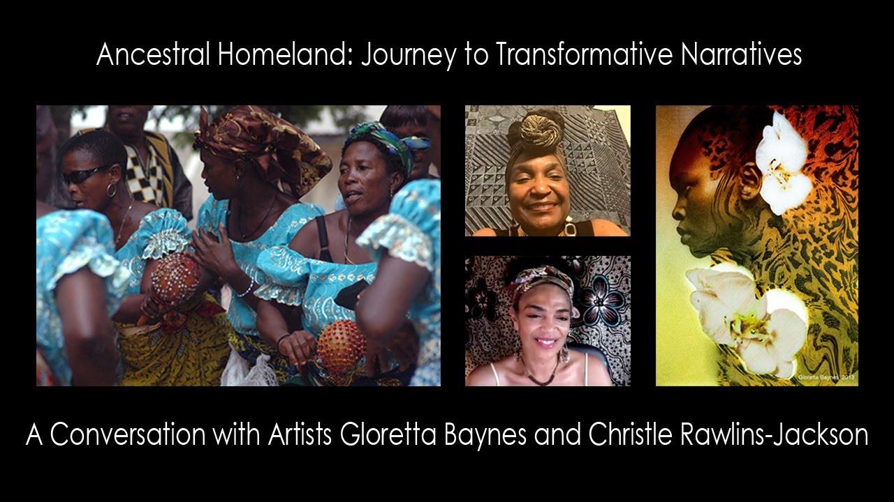 Ancestral Homeland: Journey to Transformative Narratives