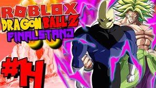 GOD OF DESTRUCTION JIREN RACE VS BROLY 1V1! | Roblox: Dragon Ball Z Final Stand (Jiren) - Episode 14