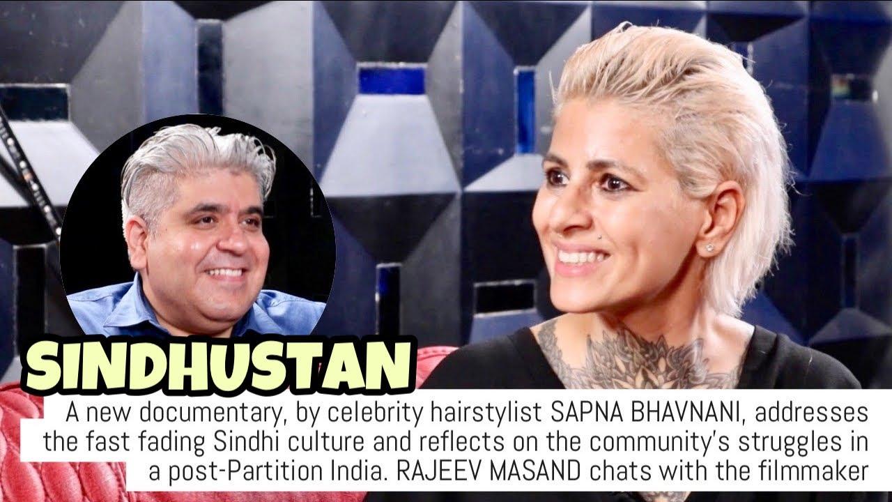 Sindhustan: Sapna Bhavnani with Rajeev Masand I Sindhis I Partition