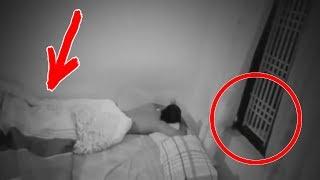 5 Таинственных Видео, в которые Вы не поверили бы, если бы это не было снято на камеру.