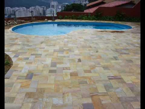 Pavimenti in pietra per case al mare interni esterni e - Pavimentazione giardino in pietra ...